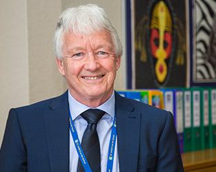 Interim Associate: Jim Burke OBE
